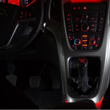 Gear Knob Opel Astra J / Cascada