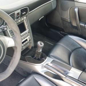 Gear Knob Porsche Cayman Typ 987c