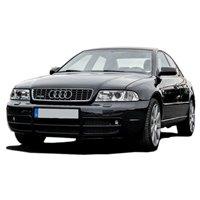 Schaltknauf Schaltsack A4-Audi A4 B5 Facelift leder