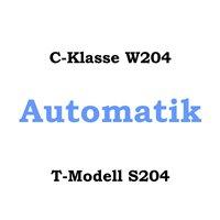 Gear Knob C-Class Automatik W204 / T-Modell S204